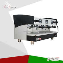 BA-GF-KT-16.3 Kitsilano stainless steel structure over heat protection instant coffee machine for cafe shop equipment