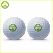 GB1 Promotional Logo Customized Cheap Golf Ball