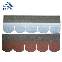 Top Quality Factory Direct price red fish scale shingle