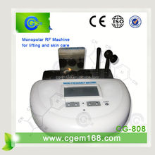 CG-808 Portable facelift rf wrinkle removal machine for Skin lifting anti-wrinkle