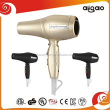 AC Motor 2017 Hair Dryer Professional With Nozzle new design 2400W nano care blow dryer AC wholesale hair drier