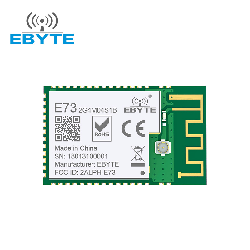 E73-2G4M04S1B high performance ARM core nRF52832 BLE 4.2/5.0 2.4GHz beacon IOT wireless transceiver(transmitter/receiver) <strong>module</strong>