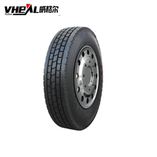 Wholesale steel radial truck tire semi tires steer 255/70r22.5 dunlop tyres technology 11r22.5