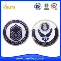 Customize Antique Coin, high quality challenge coins with soft enamel
