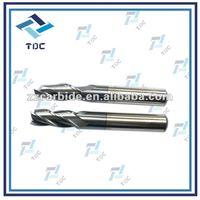 customizable high quality hss single flute end mills