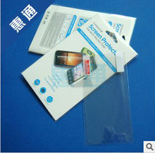 high clear anti-scratch screen protector for Samsung GALAXY S4 I9500