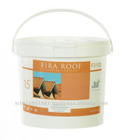 Fira Roof Acrylic based, siloxanated, specially formulated for insulation and view of roofs, water based tile paint.