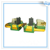 Ferrous Recycle Waste Aluminum Can Packing Machine