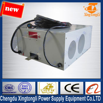 high frequency IGBT 12V 300A manual control brush plating rectifier