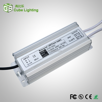 LED Driver 12V 100W Power Supply GBL-12V100A Aluminum Case IP67 Waterproof
