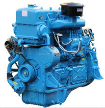 Nantong Marine Diesel Engine with CCS Approved 66.2 kW boat engine