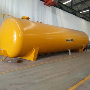 50 metric tons lpg gas plant for cylinder filling 100m3 lpg gas tank for zimbabwe