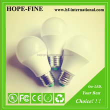 China manufacturing 12v led bulb e27 3w 5w 7w Energy Saving Cheap PC plastic 9w 12w e14 led bulb lighting for home and office