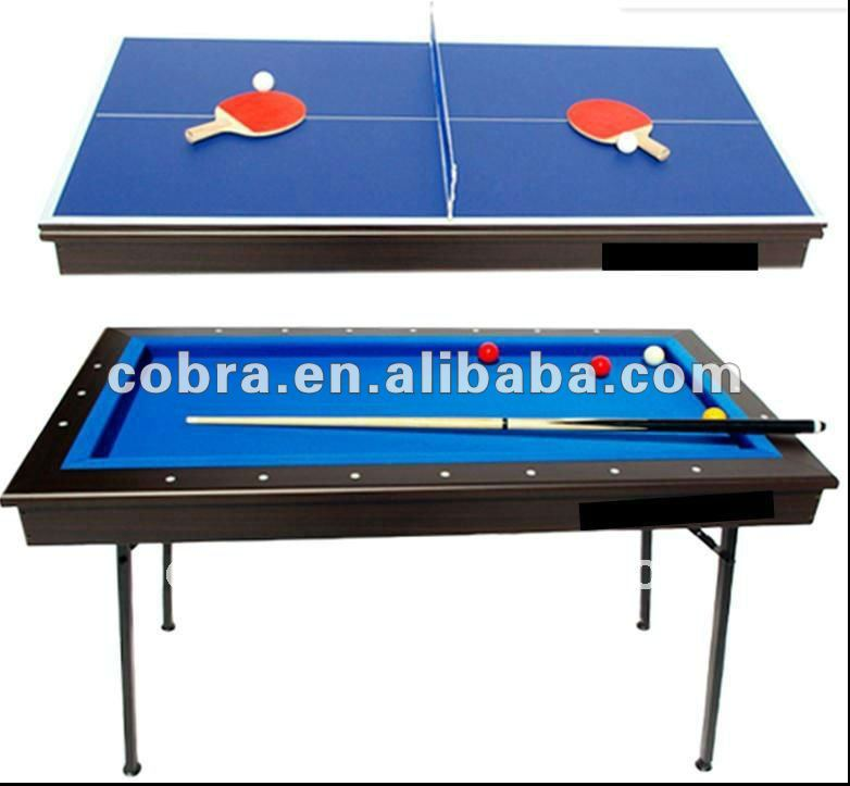 Carom 4 ball multi-game Table with different function for kids