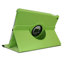 Case for iPad Air 1/Air 2 /Mini 1 2 3 Tablet Case 360 Rotation Flip PU Leather Case with Stand Function