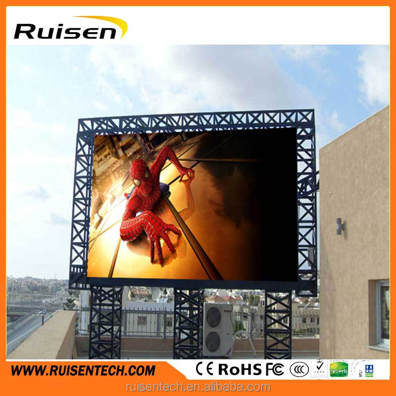 RGB Full Color P16 P5 P6 P8 P10 Outdoor LED Display
