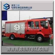 China manufacture 4*2 Fire-fighting Truck/Fire engines