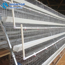 Automatic quail farm cage/quail cage and water system for hot sell