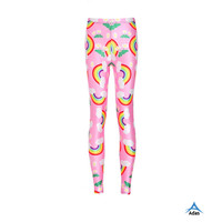 girls custom sublimation fitness leggings sexy