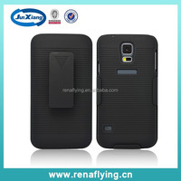 Hot sale belt clip case for samsung galaxy s5 i9600