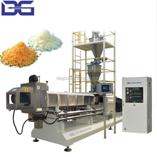 Fully Automatic Bread Crumbs Making Machine For Frying Chicken Shrimp With White And Golden Color
