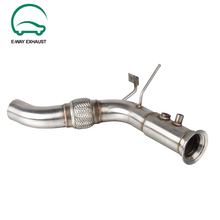Stainless Steel SS304 Auto Exhaust Pipes for 535