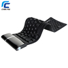 CE ROHS FCC Flexible Keyboard Silicone