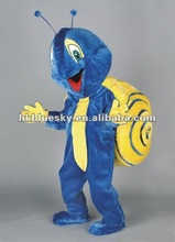 24/6/2014 snail wholesale mascot costumes