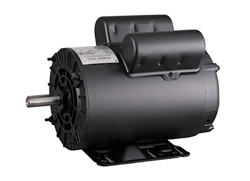 Nema Odp Single Phase 5hp Spl 3450rpm Air Compressor Motor
