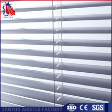 Latest design 25mm slats for aluminum venetian blinds,aluminum external louver,aluminum venetian blind/ shutter