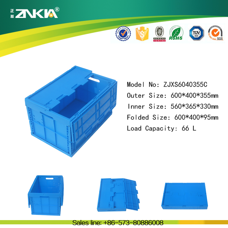 Order discount 2016 Fashion SGS 100 PP plastic box for industrial and Transportation