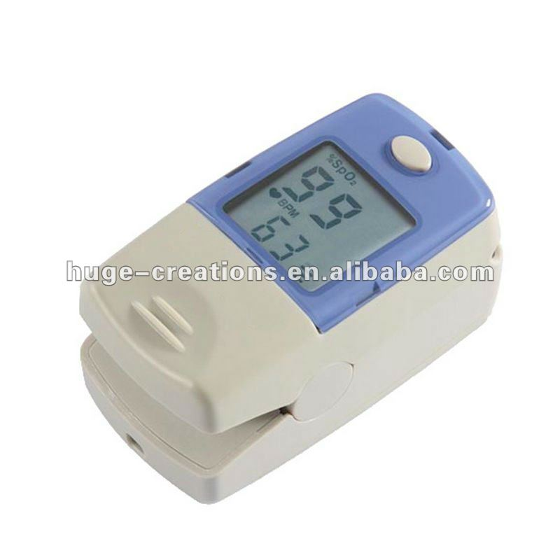 2014 hot selling pulse oximeter HC-80A bluetooth spo2 manufacturer
