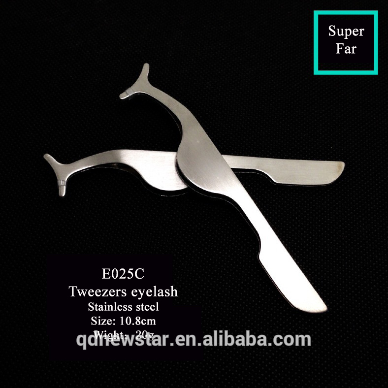 Wholesale eyelash Application Tweezers for Eyelash Extension