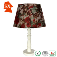 handicrafts made of abaca hardware colored lamp shade
