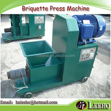 biomass system coconut shell rice husk briquetting charcoal machine
