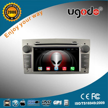 ugode android 7'' 2 din car dvd gps radio player for OPEL ASTRA / VECTRA / ZAFIRA
