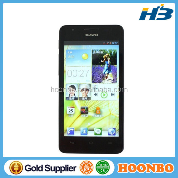 Huawei Ascend G510 Android 4.1 Smart Phone 4.5 inch IPS Cell Phone 3G Dual Core CPU Best Price