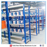 china exported to supermarket shelves and trolleys, storage pipe rack system, tubular steel shelf