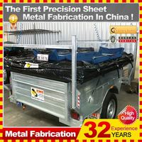Low Loader Trailer China Manufacturer With