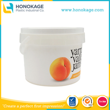2.5kg IML Greek Yogurt Large Container with Lid and Tamper Evident,Thin Wall Plastic Tubing Manufacturer and Producer