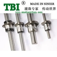 stainless steel ball screw spindle SFU4005 with high precision in China