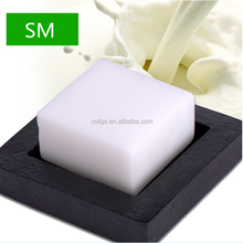 Natural milk essential oil whitening ingredient handmade beauty soap