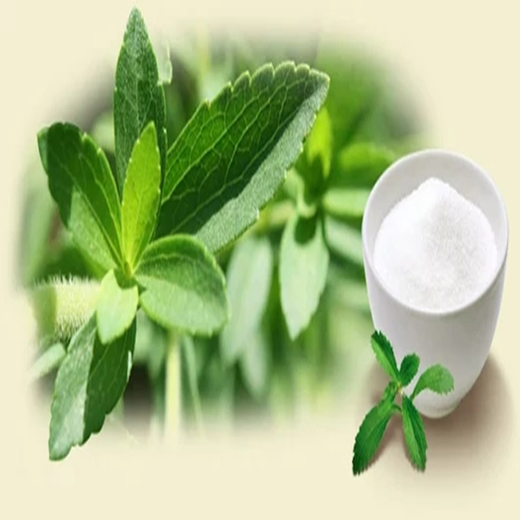 Factory Wholesale Organic Stevia Extract RA98 Natural Low Calorie Sweeteners Stevia