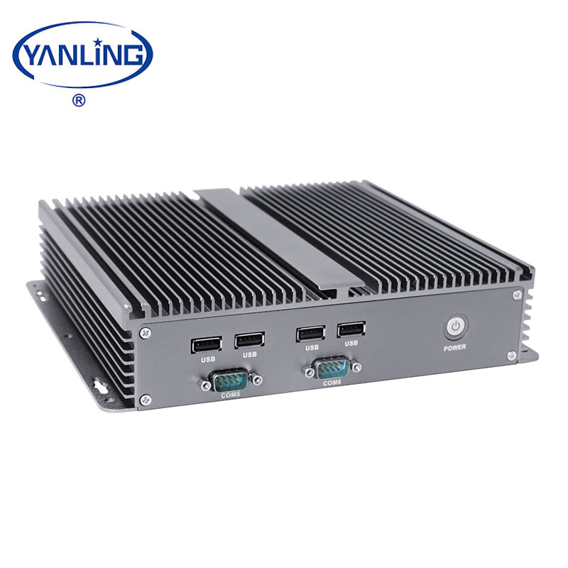 Intel Celeron 1037u industrial pc dual core 1.8GHz buy computers from China