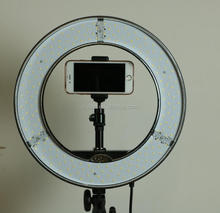 12 Inch 180 LED Ring Light Camera Phone Beauty Self-timer Lamp Lights 45W