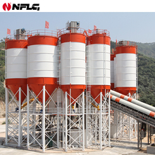 Hot sale ready concrete mixing plant HZS60 with output capacity of 60m3/h