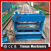 High Quality decking floor panel roll forming machine