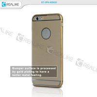 New products for iphone 6 sublimation case, Metal sublimation blank cover for iphone 6