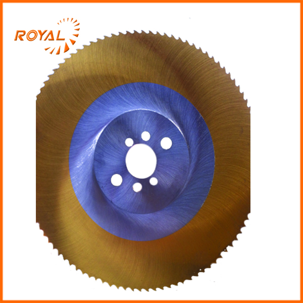 Hot selling!!! cutting steel tube hss dmo5 circular saw blade with BW teeth