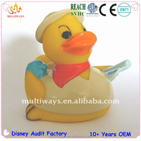 Yellow Rubber Duck Floating Bath toy